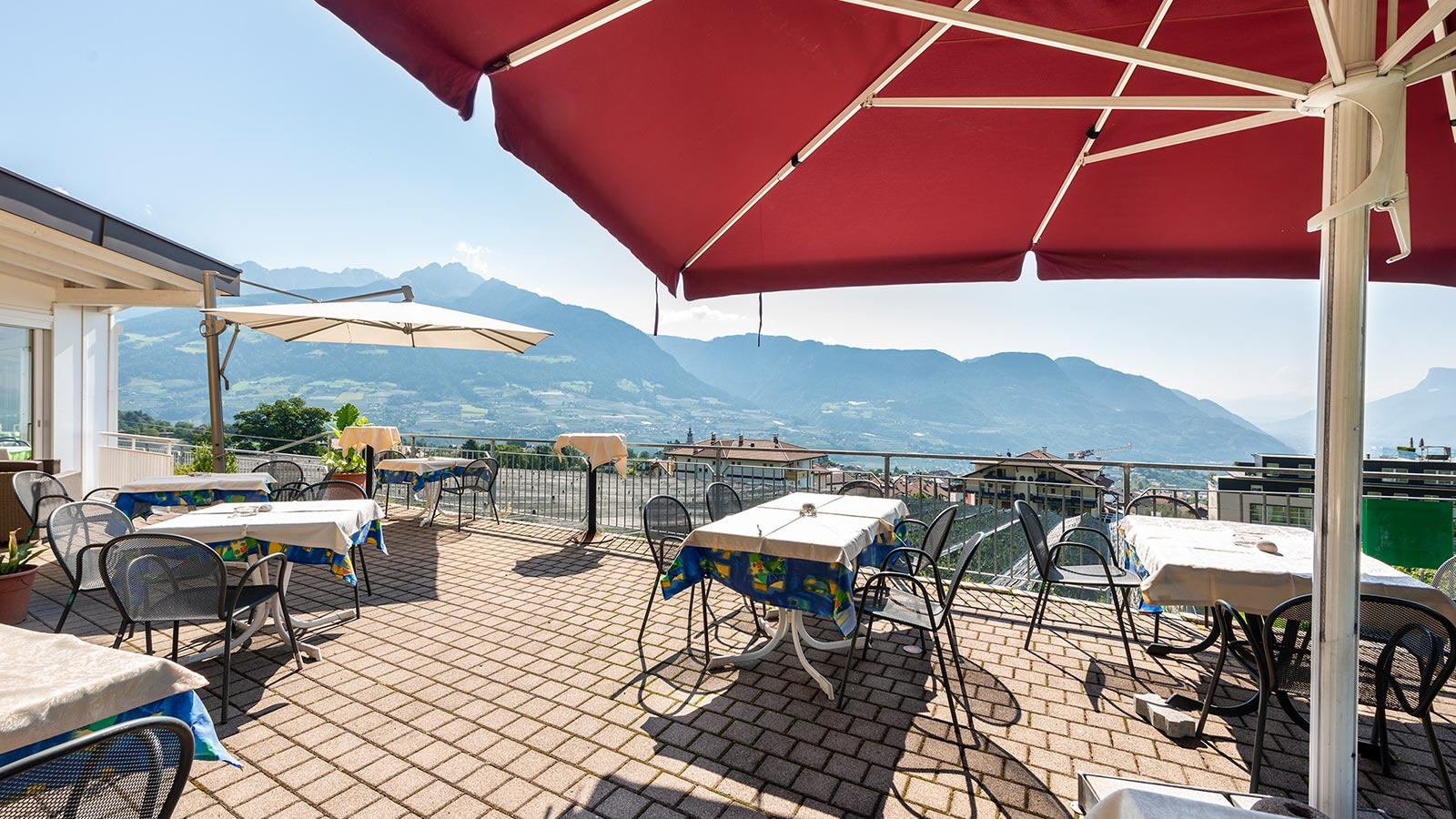 Restaurant Umgebung